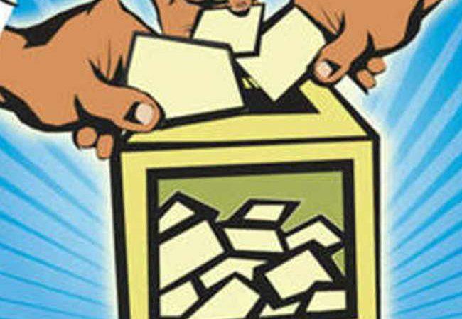 मास्टर ट्रेनर को पैक्स चुनाव  के लिए प्रशिक्षित किया गया