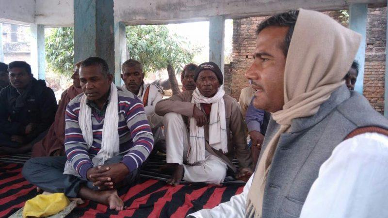 भाकपा -माले का मखदुमपुर प्रखंड का कार्यकत्ता कन्वेंशन ग्राम-कायमगंज में हुआ सम्पन्न