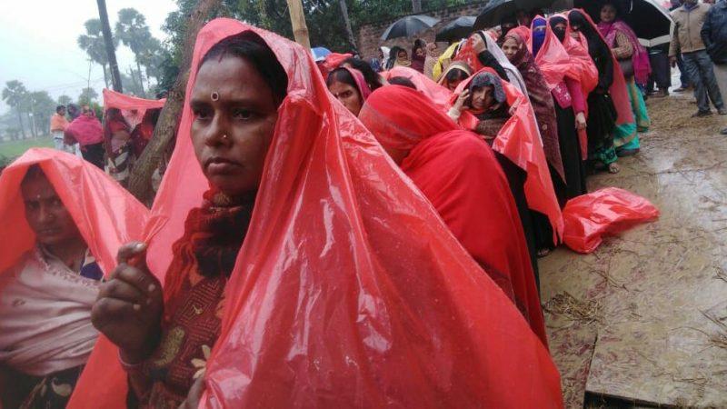 रतनी फरदपुर में 19 बूथों पर शांतिपूर्ण  मतदान हुआ सम्पन्न
