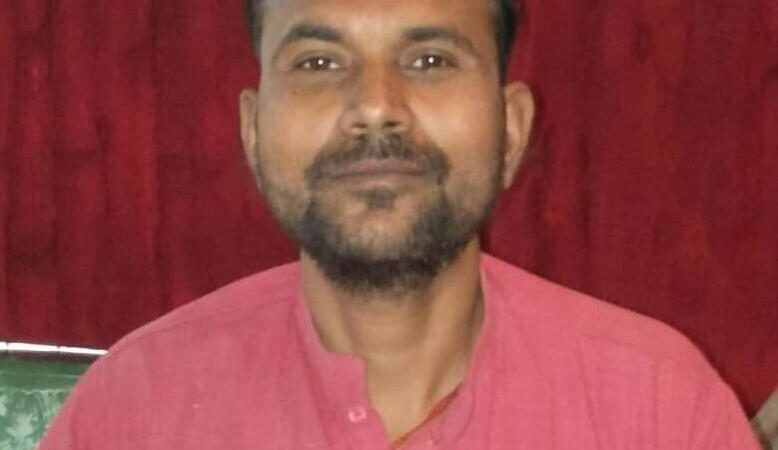 जहानाबाद युवा मोर्चा से राजनीति शुरू कर आज जहानाबाद के भाजपा जिला अध्यक्ष बने सुरेश शर्मा