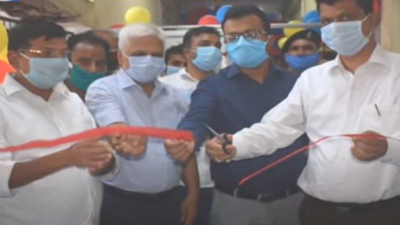 जहानाबाद सदर अस्पताल में अब कोरोना की जांच के लिए नई मशीन लगाई गयी