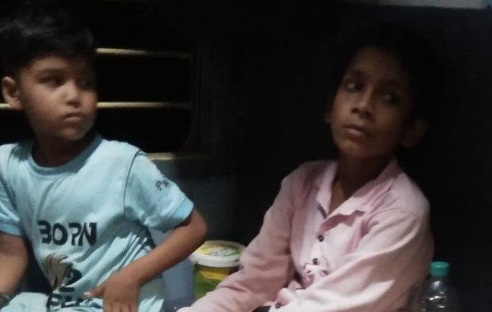 जहानाबाद पुलिस को लावारिस हालत में मिले चार बच्चे