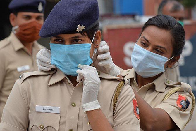 जहानाबाद पुलिस के तीन जवानों के KORONA पॉजिटिव