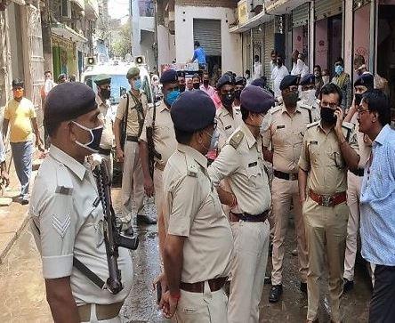 बेखौफ अपराधियों ने पटना सिटी में  दिनदहाड़े दाल कारोबारी को गोली मारी , 10 लाख रुपए लूटकर हुए फरार