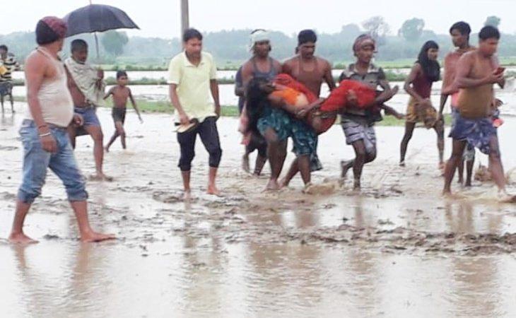 बिहार में बिजली गिरने से 25 लोगों की मौत, पटना में पांच और समस्तीपुर में आठ लोगों की जान गई