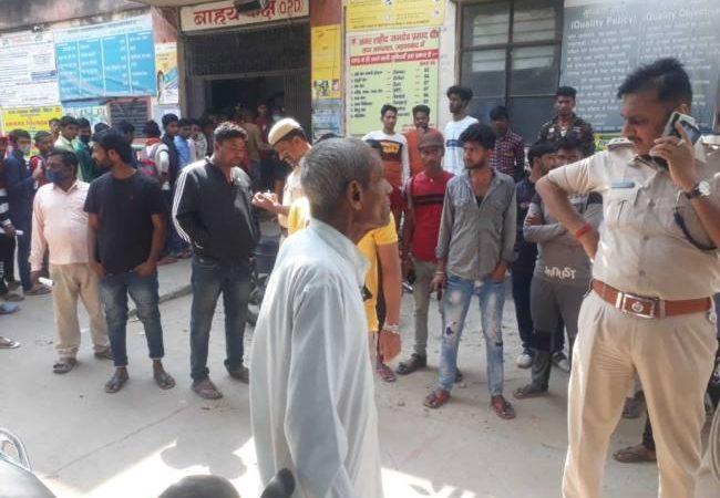 जहानाबाद सदर अस्पताल में सेना बहाली के अभ्यर्थियों ने किया हंगामा