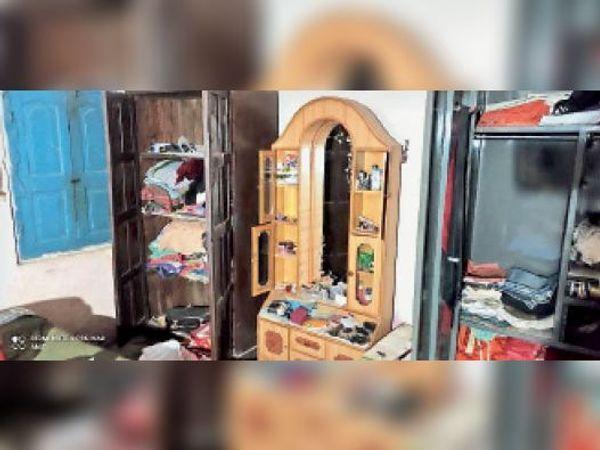 सुमेरा (टेहटा ओपी) में जदयू नेता के मकान का ताला तोड़ चोरों ने दस लाख की संपत्ति उड़ाई