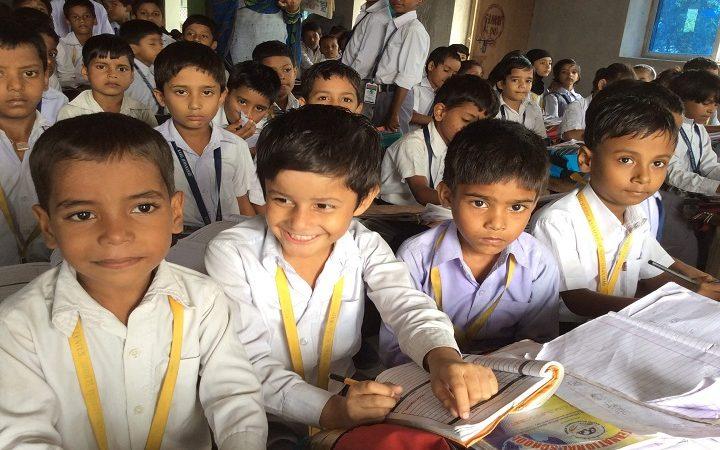 बच्चों के लिए माई छोटा स्कूल नामक संस्था का उद्घाटन