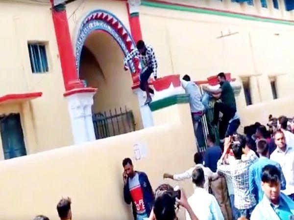 सिपाही भर्ती परीक्षा :90% रही उपस्थिति, बिहार भर से 60 गिरफ्तार; सामान्य वर्ग का कटऑफ 70-72 जाने की संभावना
