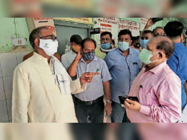 जहानाबाद: सदर अस्पताल में जल्द शुरू होगी डायलिसिस व सीटी स्कैन सेवा