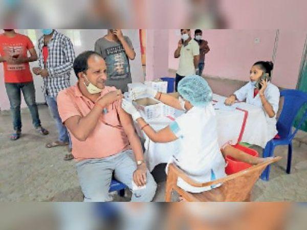 जहानाबाद जिले में समाप्त हुई कोरोना वैक्सीन, दो दिन करना होगा इंतजार