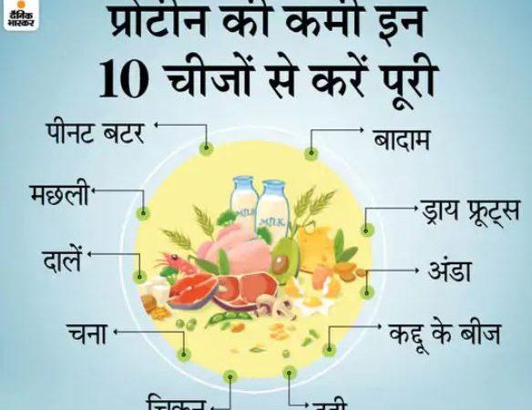 कोरोना से बचाव में प्रोटीन की जरूरत, पर 73% भारतीयों में इसकी कमी; जानिए रिकवरी के लिए ये क्यों है जरूरी