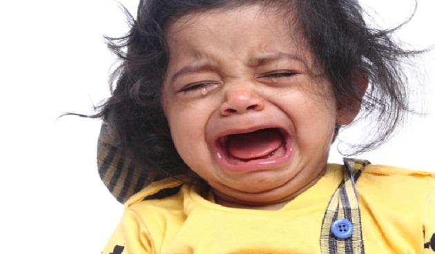 ज्यादातर इन पांच समस्याओं की वजह से रोते हैं बच्चे